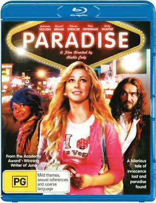 Paradise = NEW Blu-Ray Region B