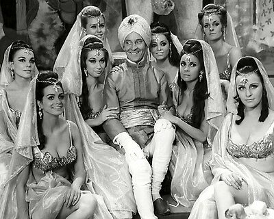 """Carry On Up the Khyber Film Still 10"""" x 8"""" Photograph no 4"""