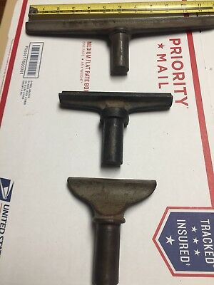 """3 Toolrests  For Rockwell Delta Wood Lathe Or Comparable 1"""" Post 12""""6""""4"""""""