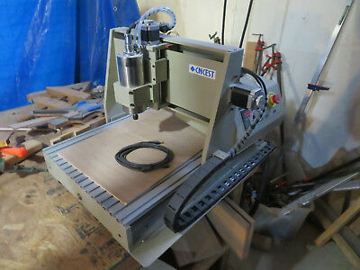 6090 CNC Router with router. Never used