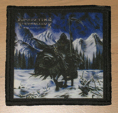 "DISSECTION ""STORM OF THE LIGHT'S BANE"" silk screen PATCH"