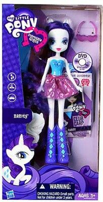 My Little Pony Equestria Girls 9 Inch Basic Rarity Doll