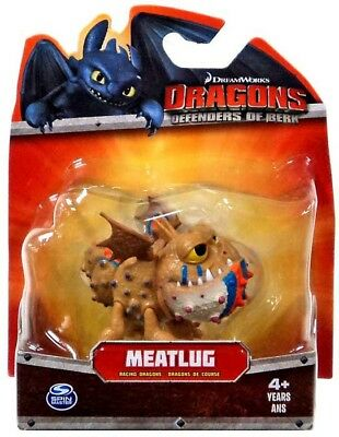 How to Train Your Dragon Defenders of Berk Meatlug 3-Inch Mini Figure
