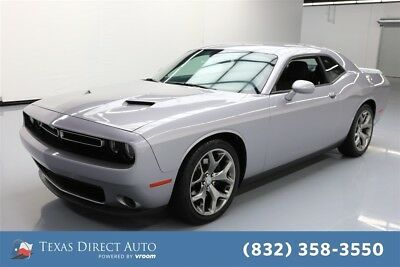 2015 Dodge Challenger SXT Texas Direct Auto 2015 SXT Used 3.6L V6 24V Automatic RWD Coupe