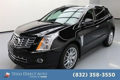 2014 Cadillac SRX Performance Collection Texas Direct Auto 2014 Performance Collection Used 3.6L V6 24V Automatic FWD SUV