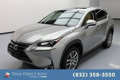2016 Lexus NX 4dr Crossover Texas Direct Auto 2016 4dr Crossover Used Turbo 2L I4 16V Automatic FWD SUV