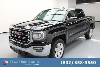 2016 GMC Sierra 1500 SLE Texas Direct Auto 2016 SLE Used 5.3L V8 16V Automatic 4WD Pickup Truck OnStar