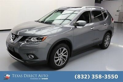 2015 Nissan Rogue SL Texas Direct Auto 2015 SL Used 2.5L I4 16V Automatic AWD SUV Bose