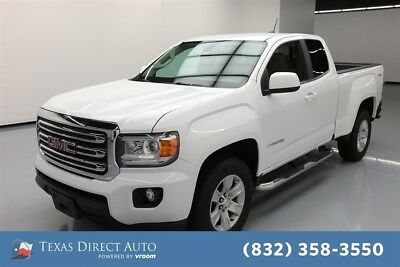 2016 GMC Canyon 4WD SLE Texas Direct Auto 2016 4WD SLE Used 3.6L V6 24V Automatic 4WD Pickup Truck