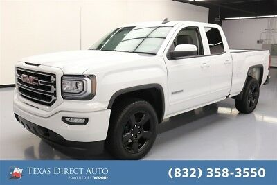 2017 GMC Sierra 1500  Texas Direct Auto 2017 Used 4.3L V6 12V Automatic RWD Pickup Truck