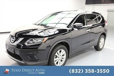 2015 Nissan Rogue SV Texas Direct Auto 2015 SV Used 2.5L I4 16V Automatic AWD SUV