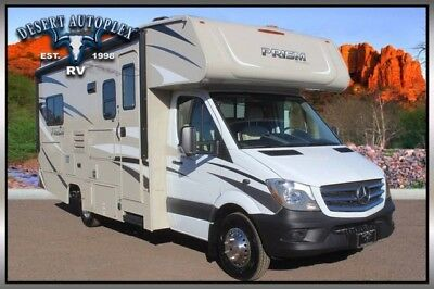 2018 Coachmen Prism 2150 Single Slide Class C Motorhome