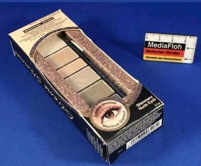 """x2Physicians Formula """"NUDE EYES 6407"""" Extreme Shimmer Strips, Eye Shadow & Liner"""