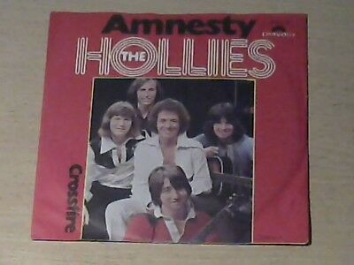 "7"" THE HOLLIES * Amnesty (MINT-)"