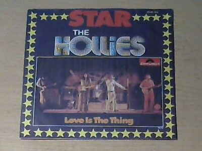 "7"" THE HOLLIES * Star (MINT-)"