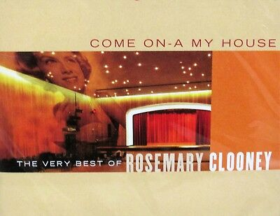 Come on-a My House: The Very Best of Rosemary Clooney NEW! CD 14 Tracks Jazz