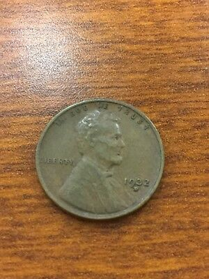 1932D Lincoln Cent XF