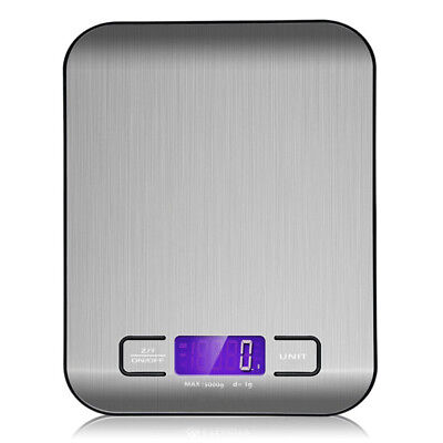 Honana HN-MS2 5000g/1g Jewelry Food Kitchen Diet Digital Electronic Weight Scale