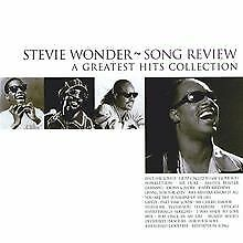 Song Review-a Greatest Hits Collection von Wonder,Stevie | CD | Zustand gut