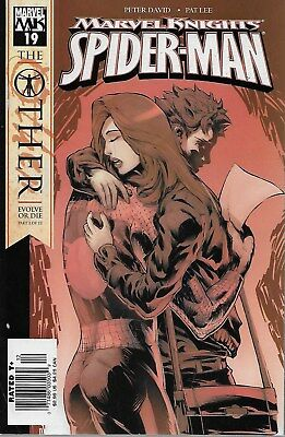 Marvel Knights: Spider-Man No.19 / 2006 Peter David & Pat Lee