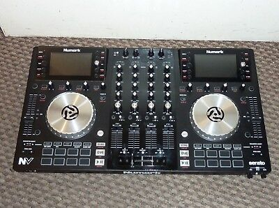 Numark NV - DJ controller for use with Serato software - Great condition