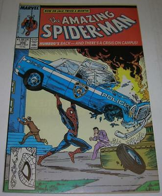 AMAZING SPIDER-MAN #306 (Marvel 1988) ACTION #1 cover swipe (FN/VF) McFarlane