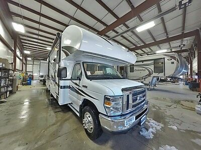 2018 Jayco Redhawk 26XD Double Slide Gas Class C Motorhome Only 1 Available