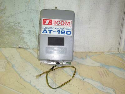 Boaters' Resale Shop of TX 1806 0257.07 ICOM AT-120 AUTOMATIC ANTENNA TUNER