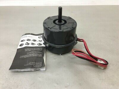 OEM ICP 1086486 Condenser Motor, 1/5 HP, 208-230/1, 1075 RPM, 1 Speed