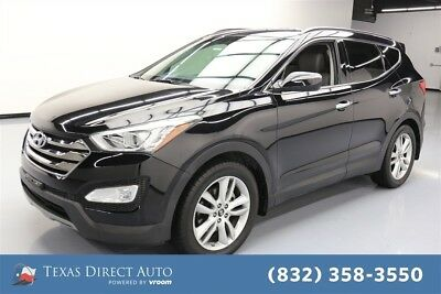2014 Hyundai Santa Fe 2.0T Texas Direct Auto 2014 2.0T Used Turbo 2L I4 16V Automatic FWD SUV Premium