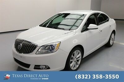 2016 Buick Verano Leather Group Texas Direct Auto 2016 Leather Group Used 2.4L I4 16V Automatic FWD Sedan Bose