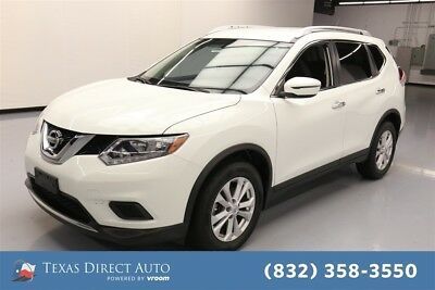 2016 Nissan Rogue SV Texas Direct Auto 2016 SV Used 2.5L I4 16V Automatic FWD SUV