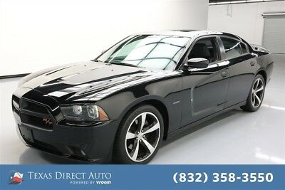 2013 Dodge Charger Road/Track Texas Direct Auto 2013 Road/Track Used 5.7L V8 16V Automatic RWD Sedan