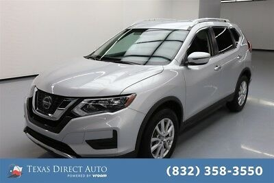 2018 Nissan Rogue SV Texas Direct Auto 2018 SV Used 2.5L I4 16V Automatic FWD SUV