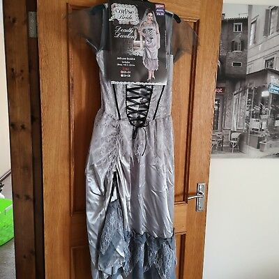 Halloween Costume / Corpse Bride / Brand New With Tags