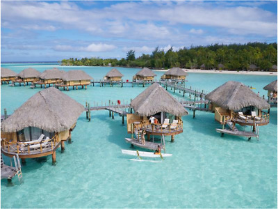 Bora Bora Pearl Beach Resort - Tahiti Vacation Package + Tour - 11/01/19