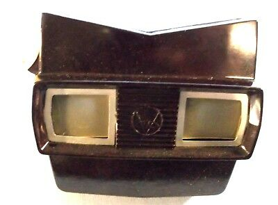 Viewmaster Reel Viewer - Rare Model E In Good Condition