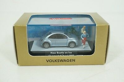 1:87--WIKING--VW New Beetle..CHRISTMAS EDITION 1999  / 11 B 529