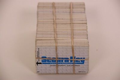 Lot of 126 Secura Key SKC-06 SecuraKey Cards