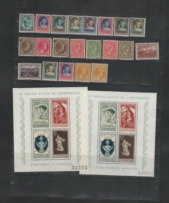 2050      Luxembourg Ending soon 24 hours MNH    selection