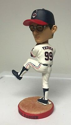 "Ricky Rick Vaughn Wild Thing MAJOR LEAGUE Limited Edition 7"" Bobblehead NEW"