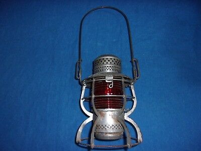 Antique N&w Norfolk & Western Railroad Lantern