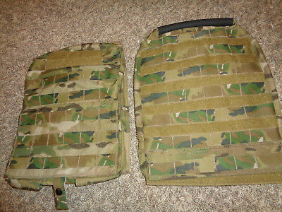 Crye Precision CAC Plate Bags * (Fits: OLD GEN Armor Chassis) * NSW CAG SOCOM SF
