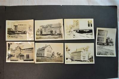 Unusual Vintage Photos Moving Historic House 910068