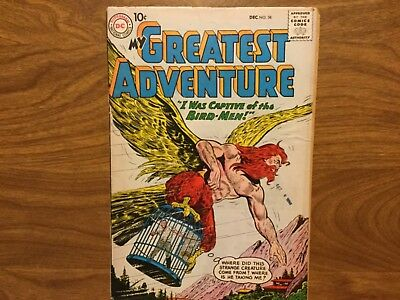 National DC Comics 1959 My Greatest Adventure 38 Dick Dillin Moldoff CA