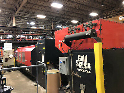 2005 Amada FO3015NT Laser Cutting System.  New 2005