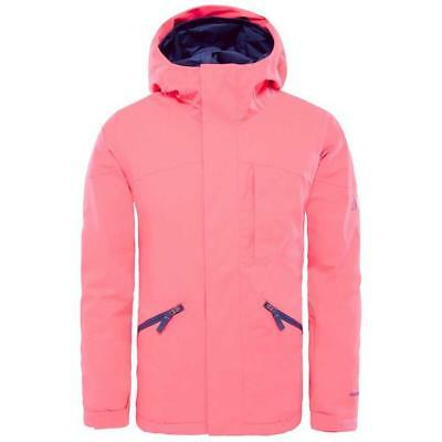 3e6e3a2a87 The North Face Lenado Insulated Jacket Girls Rocket Red , Vestes The north  face