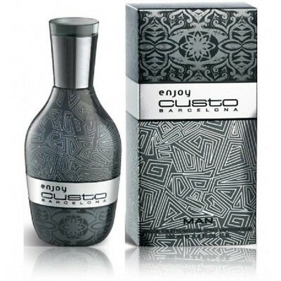 Custo Barcelona         Enjoy Man      Edt. 100Ml.