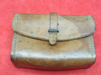 US Original WWII B.A.R. Tool Pouch dated 1942
