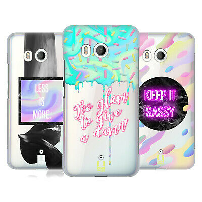 Head Case Designs Sassy Holographic Hard Back Case For Htc Phones 1